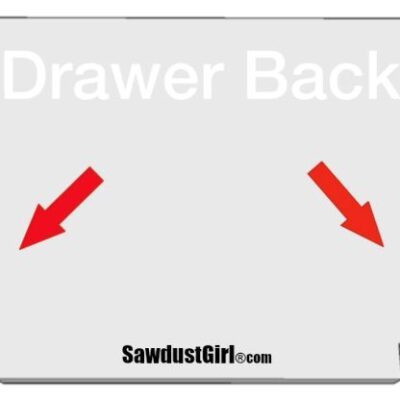 How to Build a Drawer for Blum Drawer Slides