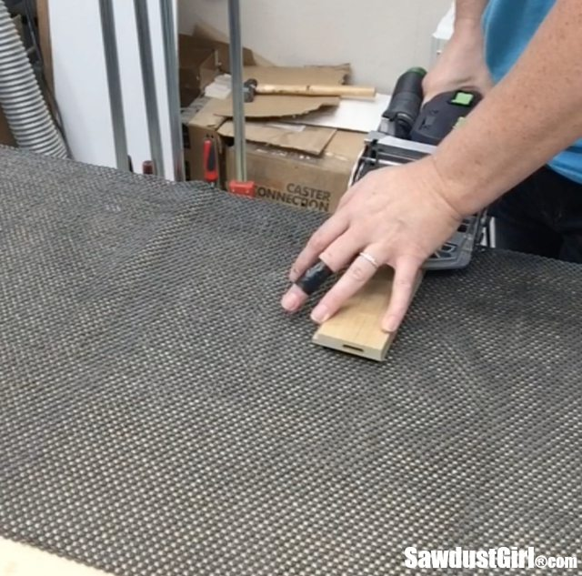Building Drawer Fronts with Dominos