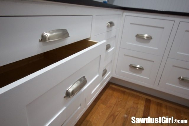 How to install Drawer Fronts