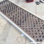 Sliding Bit Storage Tray – Workshop Organization