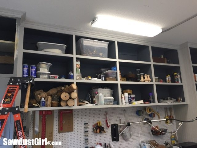 cabinets in need of doors