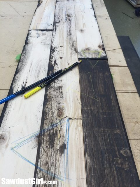 DIY Scrap Wood Arrow