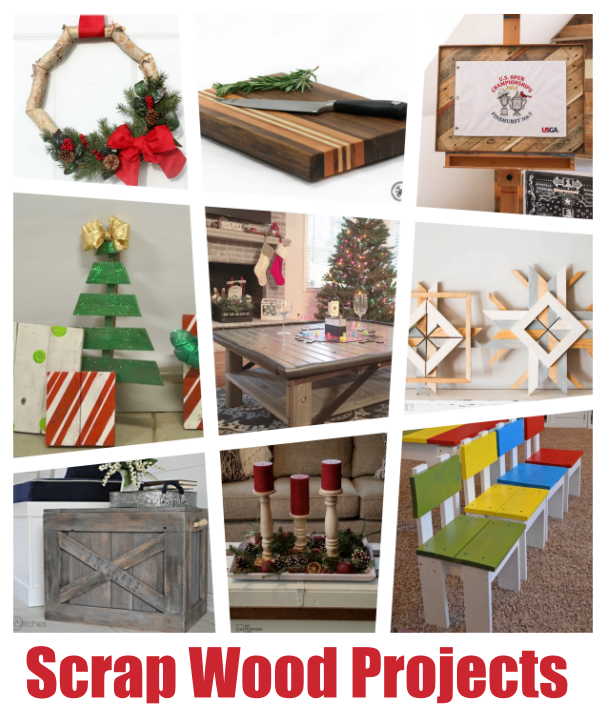 Craft Ideas Using Scrap Wood