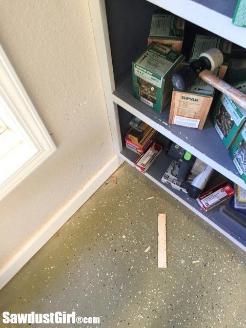 deep shelf chaos