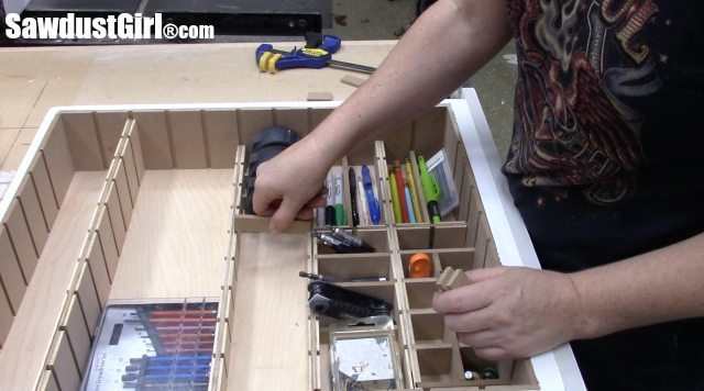 Adjustable Drawer Divider Organizer