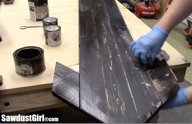 DIY Scrap Wood Arrow
