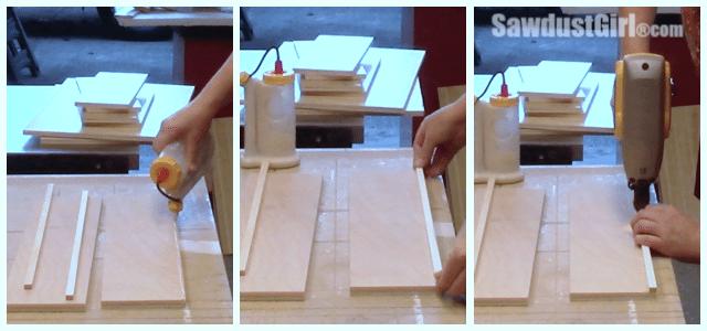 Build Organized Vertical Storage Drawers