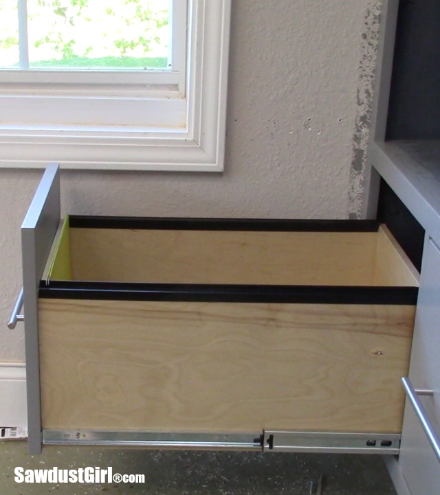 Easy Hanging File Folder Drawer