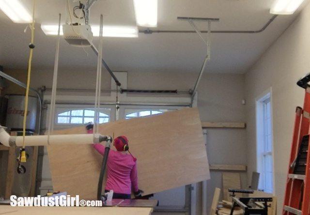Craft Room Progress