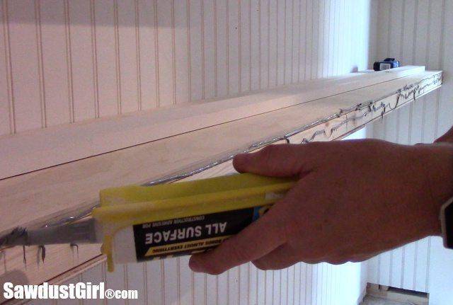 Building Floating Shelves