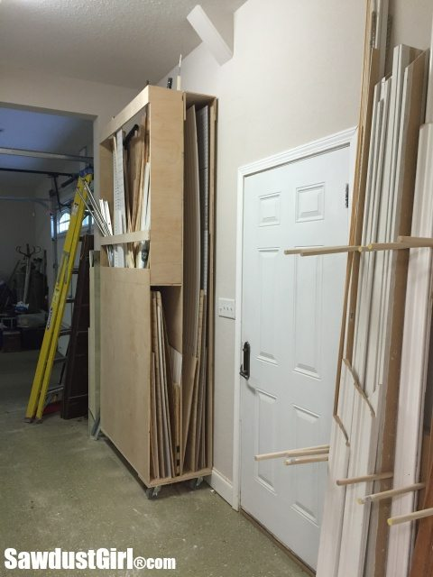 Lumber Storage Solutions