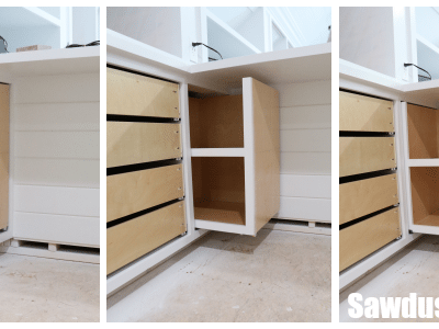 Cabinet Storage Pull-out