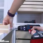 Installing Adjustable Drawer Fronts