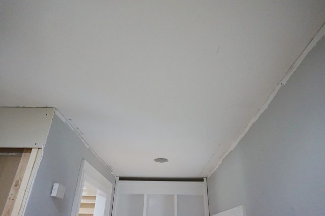 Moving can lights n stuff day 8 sawdust girl moving can lights and drywalling the ceiling aloadofball Choice Image