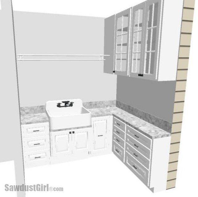 Utility Sink Area Design