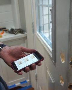 Installing Kevo Smart Lock – Day 11