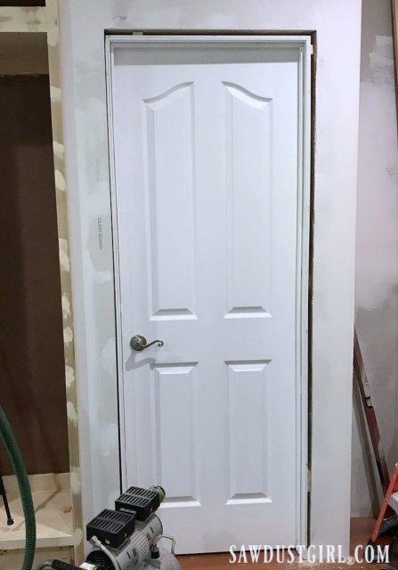 Installing a Pre-hung door