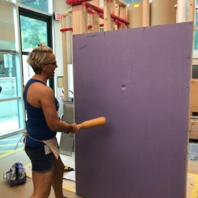 My Next BIG Project with PURPLE XP® Drywall