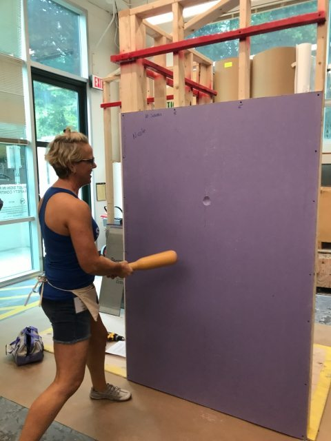 Hi-Impact PURPLE XP® Drywall