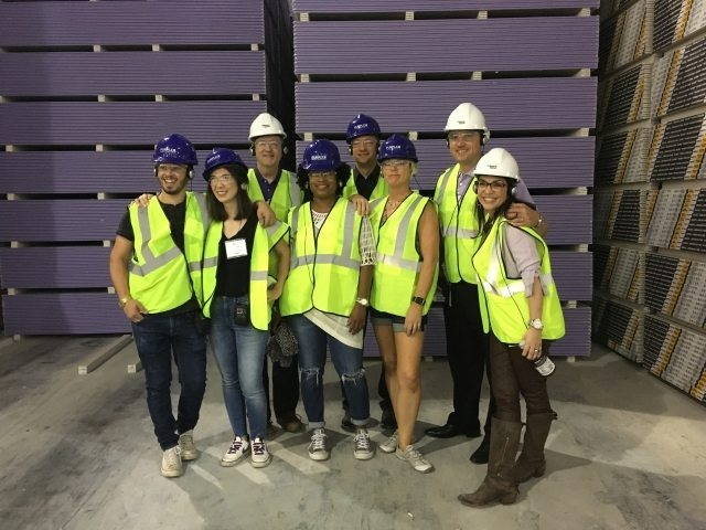 PURPLE XP® Drywall tour