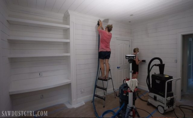 Shiplap Bedroom Re-Do