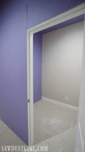 Recovering from a flood – Installing PURPLE XP® Drywall