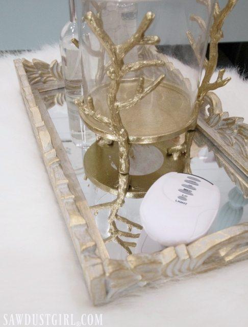 Pretty bedroom accessories