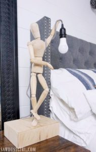 DIY Table Lamp – Make Your Own Lamp