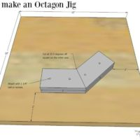 How to Make an Octagon Jig – Building Geometric Shapes
