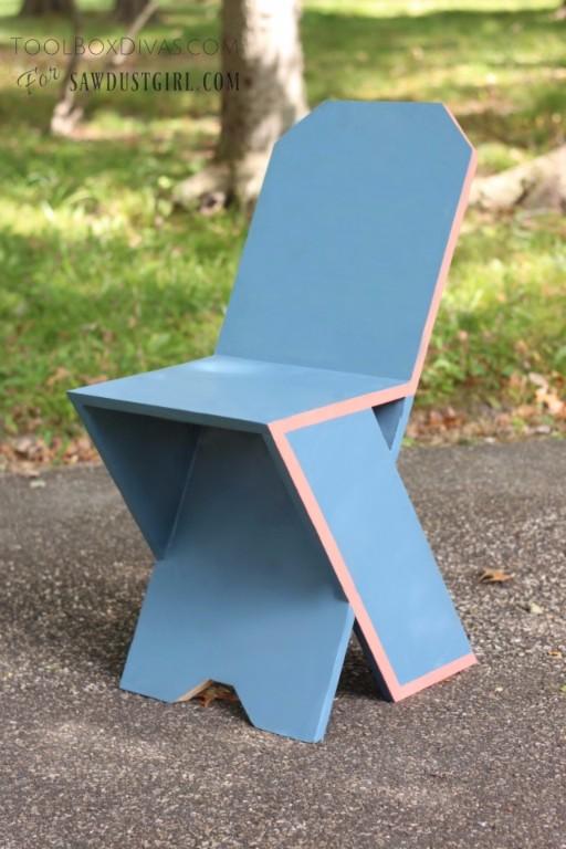 DIY Chair Tutorial