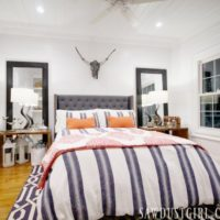 Guest bedroom remodel reveal!