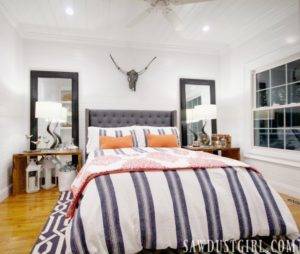 Guest Bedroom Reveal – Little Bedroom Design