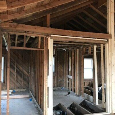 Calderwood Cottage Demo Days – part 4