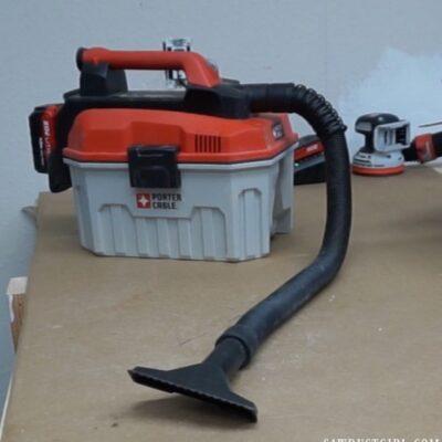 Porter-Cable 20V MAX Wet-Dry Vac – PCC795B