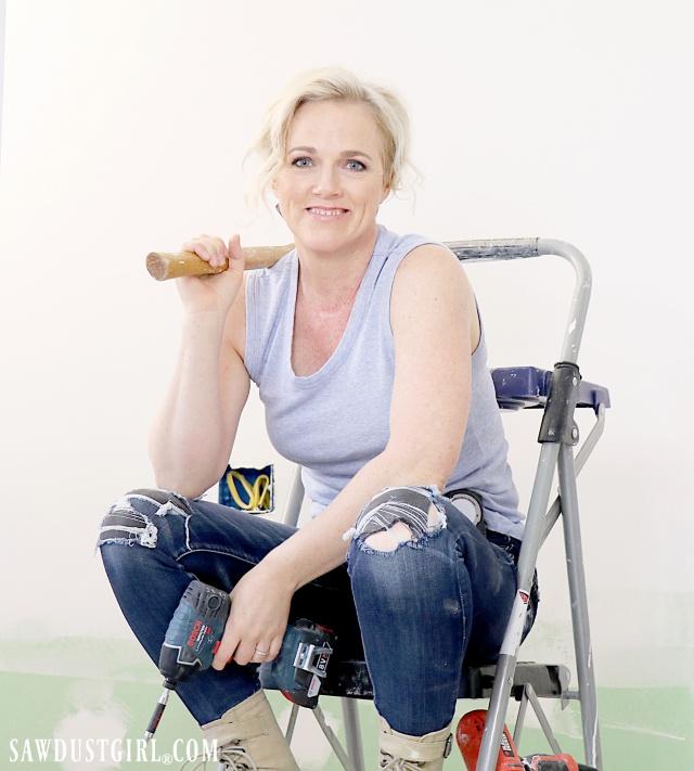 Sandra Powell aka Sawdust Girl