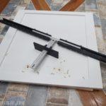 Cabinet Hardware Jig – for Long Door Pulls
