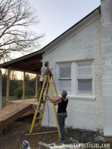 Calderwood Cottage – Round 3, part 1 – Over Budget and Behind Schedule
