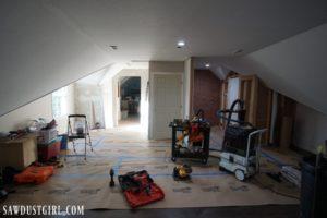 Progress in the Loft