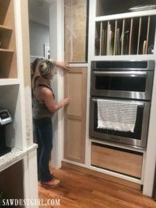 Kitchen Progress – Five Years Later