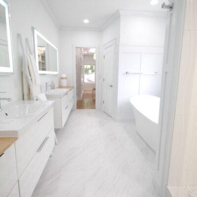 Maryville House Tour – Master Bathroom