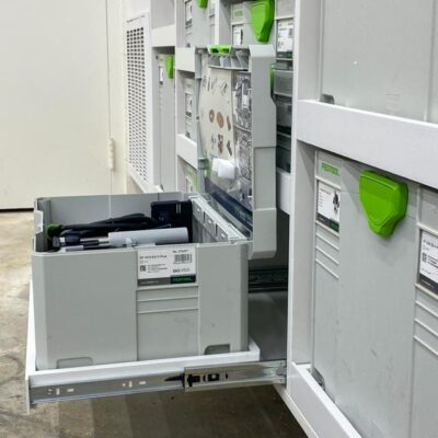 Festool Systainer Storage Cabinets